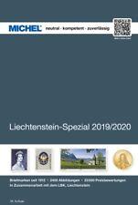 Michel Katalog Liechtenstein-Spezial 2019/2020 Portofrei in Deutschland Neu