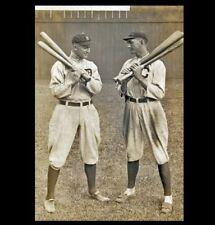 1913 Ty Cobb Shoeless Joe Jackson PHOTO Detroit Tigers Cleveland Naps, Black Sox