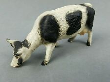 Vintage Cow Putz Figurine Lineol Elastolin German Austria Composition Animal