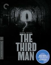 The Third Man- Blu-ray Disc - Criterion- BRAND NEW/SEALED OOP