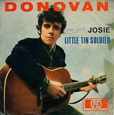 "7"" Donovan – Josie / Little Tin Soldier // Germany 1966"