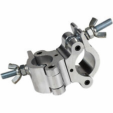 """Heavy-Duty Stage Lighting Clamp Swivel Coupler for 1-1/2"""" to 2"""" Pipe or Truss"""
