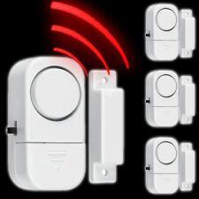 4 x Tür- und Fensteralarm DG1 Türalarm PENTATECH 95dB Fenster Alarm Alarmanlage