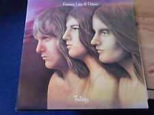 EMERSON LAKE AND PALMER trilogy first press manticore K43505 A1/B1