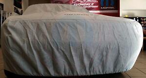 DODGE CHALLENGER Car Cover Custom Fit W/Black Challenger Logo NEW OEM MOPAR