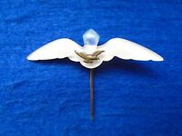 WWII ROYAL AIR FORCE, RAF COCKPIT PERSPEX SWEETHEART PIN BROOCH