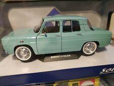 Miniature Renault 8 Major au 1/18 Solido
