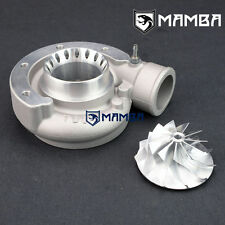 "MAMBA 2.5"" TD04H 20T Anti Surge Turbo Compressor Housing + GTX Billet Wheel"