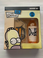 The Simpsons Shower Set ~ 2010