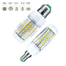 Regolabile LED Mais Lampadine E27 E14 5730 SMD 30W - 100W Equivalente Lampade