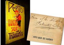 PEPITO TAQUIGRAFO Taquigrafia para Ninos Stenographie MARTIN EZTALA firmo signé