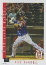2019 Birmingham Barons Nick Madrigal RC Rookie Chicago White Sox