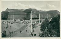 Ansichtskarte Leipzig Hauptbahnhof (Nr.770)