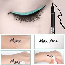 New Cosmetic Black Waterproof Eyeliner Liquid Eye Liner Beauty Tool Makeups Pen
