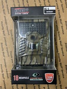 Mossy Oak Covert Scouting trail cam Verizon 18MP