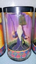Enesco Harry Potter miniature statue figurine Story Scope Albus Dumbledore