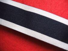 Royal Naval Long Service and Good Conduct Medal (1831) 1848 Ribbon F/S 16cm long