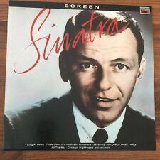 Frank Sinatra - Screen - VINYL - 1980