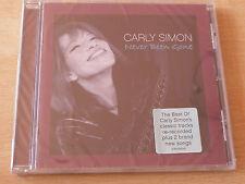 Carly Simon -  Never Been Gone New/Sealed CD Album, UK Seller