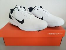 New listing Nike Infinity Golf Shoes Sneakers White/Black CT0535-101 Men's Size 10 With Box