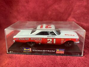 1963 FORD GALAXIE STOCK CAR MONOGRAM 1/32 SLOT CAR - UNOPENED NRFB