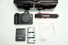 Canon EOS R Mirrorless Body - 3,836 Shutter Actuations- Fall Damage (See Photos)
