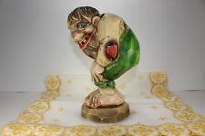 Hunchback Statue Collectible Decorative Norwegian Troll Like Quazimodo Character