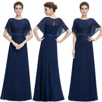 Ever-Pretty Prom Dress Long Wedding Evening Formal Party Ball Gown Bridesmaid
