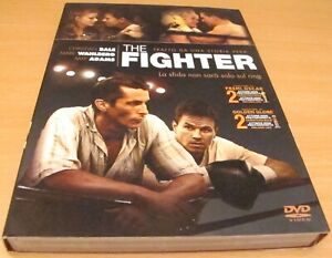 The fighter - David O. Russell - Mark Wahlberg - DVD - Imbustato - PERFETTO!