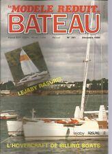 MODELE REDUIT DE BATEAU N°281 FLETWOOD / RENCONTRE VAPEUR / LEJABY RASUREL II