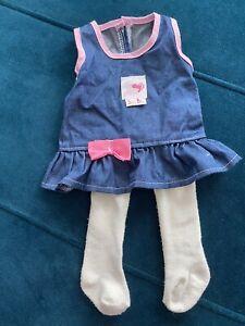 Baby Born Doll Clothing Set