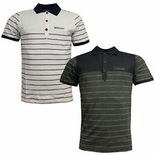 Cotton Polo Striped Button Down Men's Casual Shirts & Tops