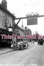 HF 209 - The Four Swans & Falcon Hotel, Waltham Cross, Hertfordshire - 6x4 Photo