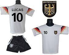 2012 Fußballnationalmannschafts Trikots aus Deutschland Jahr und länger