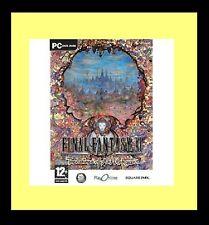 Final Fantasy XI: Treasures of Aht Urhgan (PC DVD) PC 100% Brand New