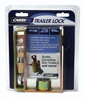 Trailer Coupling Lock With Padlock-Caravan, Trailer, Boat-LQQK!