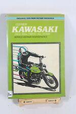 Kawasaki A1 A1B A7Ss A1Ss A7 A7R Service Shop Repair Manual (Fits: Kawasaki)
