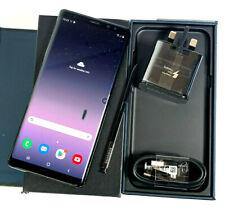Samsung Galaxy Note8 SM-N950 64GB Black Unlocked Sim Free AVERAGE CONDITION 181