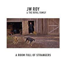 JW ROY & THE ROYAL FAMILY - A ROOM FULL OF STRANGLERS   CD NEUF
