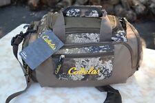 New CABELA'S Catch-All Gear Bag  Camo  Hunting Fishing  Range  Duffle
