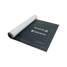 Telo Traspirante Impermeabile Membrana Tetto Wurth wutop 170g Misure 1,5x50m