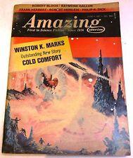 Amazing Stories – US digest – Vol.41 No.2 - June 1967 - Bloch, Dick, Heinlein