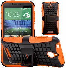 GizzmoHeaven HTC Desire 510 Shock Proof Phone Case Heavy Duty Hard Stylish With