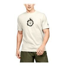 Under Armour Men's Project Rock Stay Strong Short Sleeve T-shirt 1351587-110
