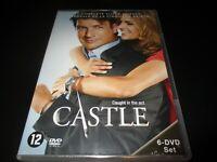 """COFFRET 6 DVD NEUF """"CASTLE - SAISON 5"""""""
