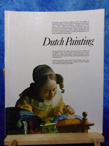 DUTCH PAINTING IN THE 17th CENTURY by Caroline Bugler PB Book Phaidon 1979 Art