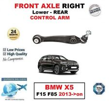 FRONT AXLE RIGHT Lower SUSPENSION Rear CONTROL ARM for BMW X5 F15 F85 2013->on