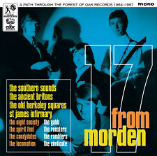 17 FROM MORDEN A Path Through The Forest Of OAK Records 1964 - 1967 CD beat mod