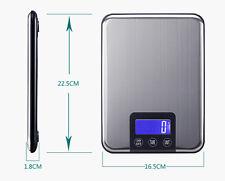 5Kg x1g Slim Digital Kitchen Scale Coffee & Cooking Recipes Food Coffee machine