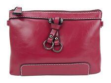 Tasche schwarz o. gelb o. pink Ella Jonte kleine Handtasche Clutch new arrival